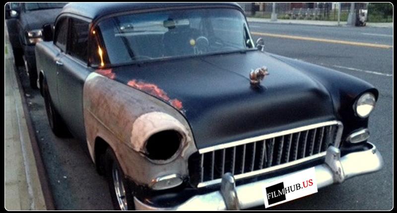 Vehicles 1950's