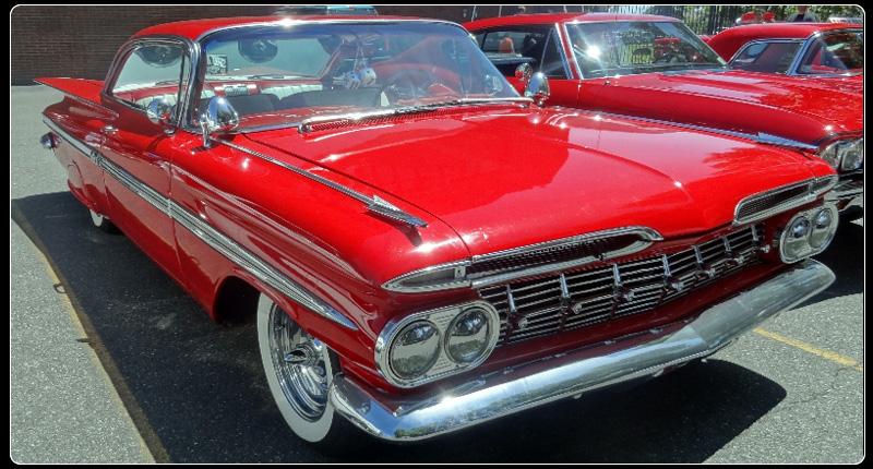 Vehicles 1950 S